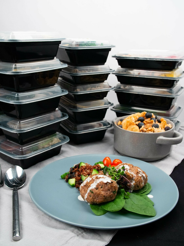 The Grind Plan (5 Breakfast & 10 Meals)