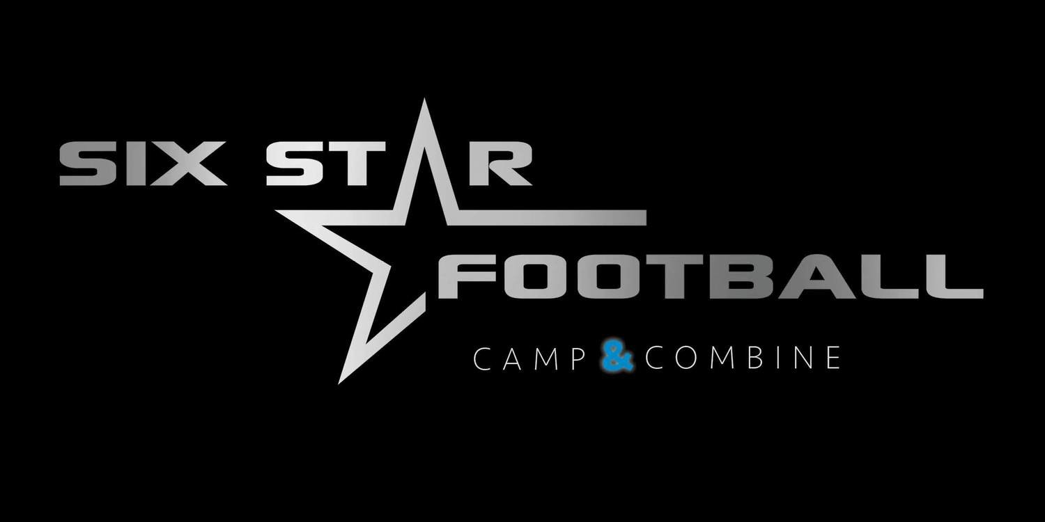 Six Star Football Camp & Combine Photography