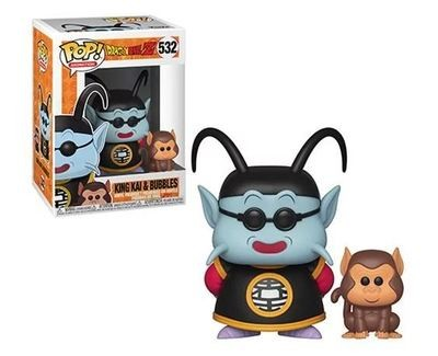 King Kai And Bubbles Pop 532