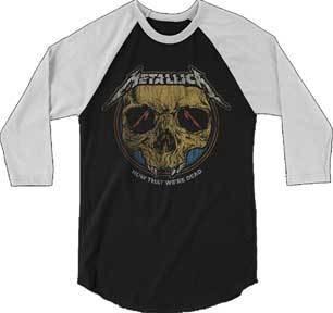 Metallica Now That Were Dead