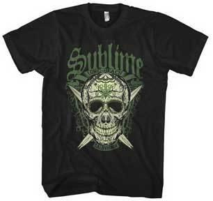 Sublime Skull Tee