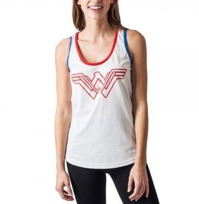 Wonder Woman Warrior Tank