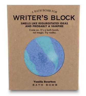 Writers Block Bath Bomb