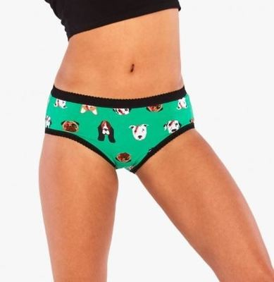 Dogs Of Rock Women's Hipster Underwear