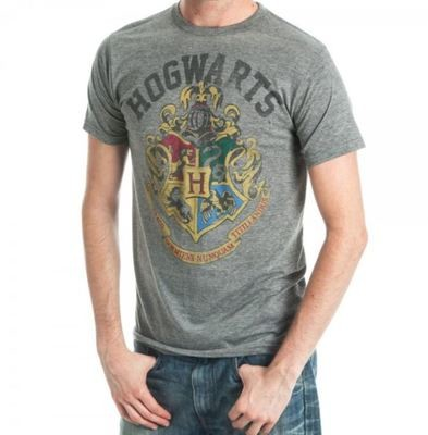 Harry Potter School Crest Tee