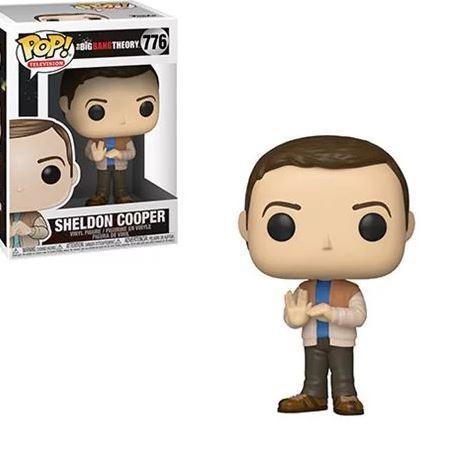Sheldon Cooper Pop 776