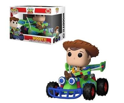 Toy Story Woody and RC POP