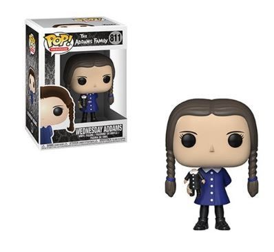 Wensday Adams Pop