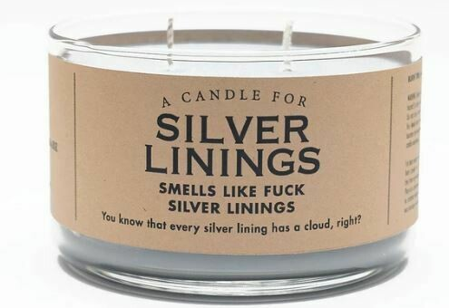 Silver Linings Candle