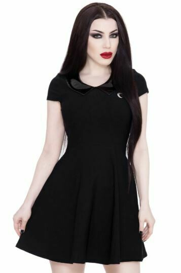 Darklands Doll Dress