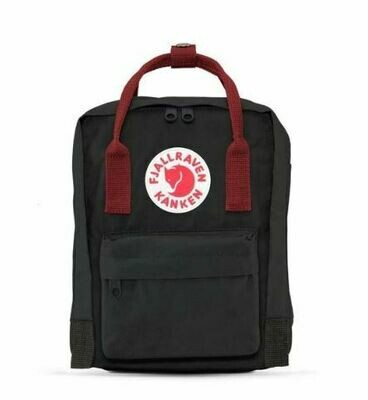 Black-ox Red Kanken Mini