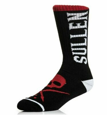 Lineup Socks Black