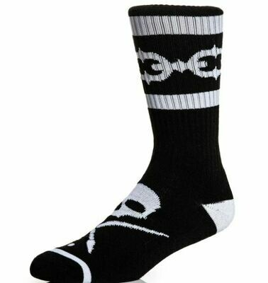 Linked Socks Black