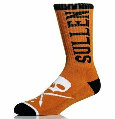 Lineup Socks Texas Orange