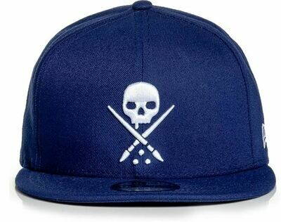 Eternal Dodge Snapback Blue