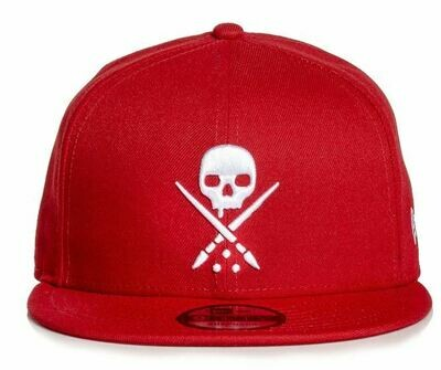 Eternal Halo Snapback Red