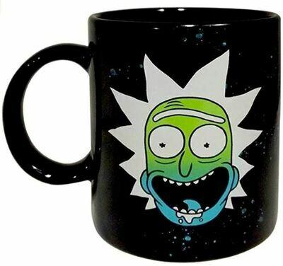 Rick & Morty Wubba Lubba Mug