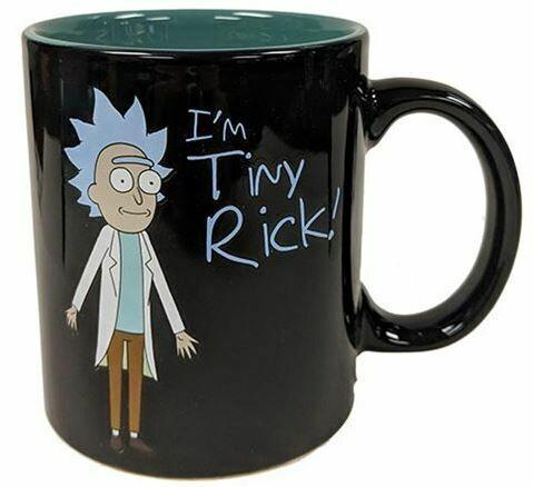 Tiny Rick Mug