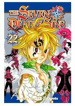 The Seven Deadly Sins Volume 22