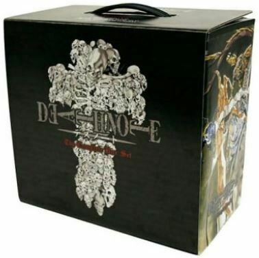 Deathnote Complete Box Set