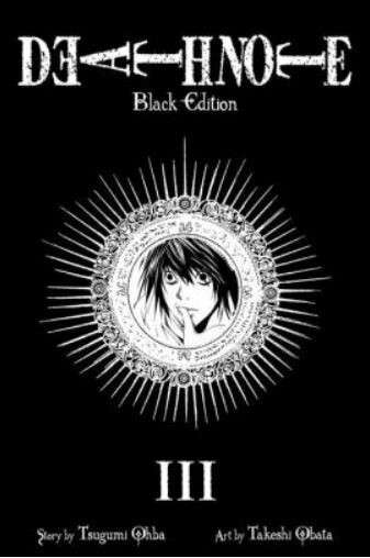 Deathnote Black Edition Volume III