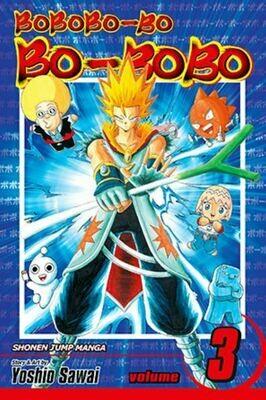 Bobobo-bo Bo-bobo Volume 3