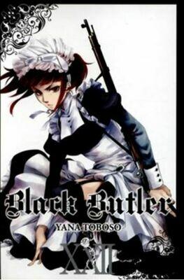 Black Butler XXII