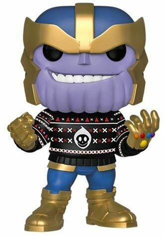 Holiday Thanos Pop! Vinyl Figure