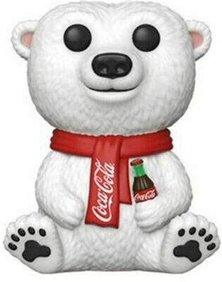 Coca-cola Polar Bear Pop