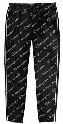 Champion Women's Track Pants, Allover Logo