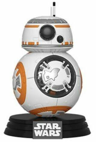 Rise Of Skywalker BB-8 Pop