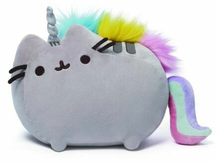 Pusheenicorn 13in