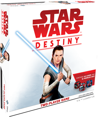 Star Wars Destiny: Two Player Game