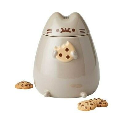 Pusheen Ceramic Cookie Jar