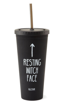 Resting Witch Face Cold Brew
