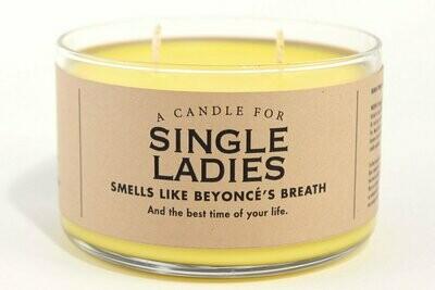 Single Ladies Candle