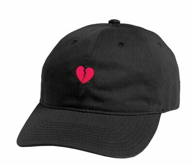 Amor Dad Hat (Black)