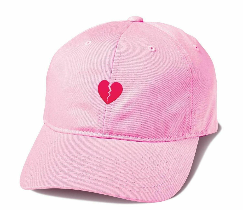 Amor Dad Hat (Pink)