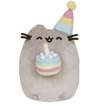 Pusheen Birthday Cake