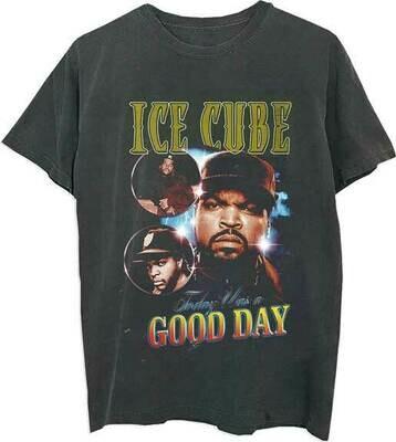 Ice Cube Good Day Black Tee