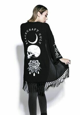 Spirits Of The Dead Kimono
