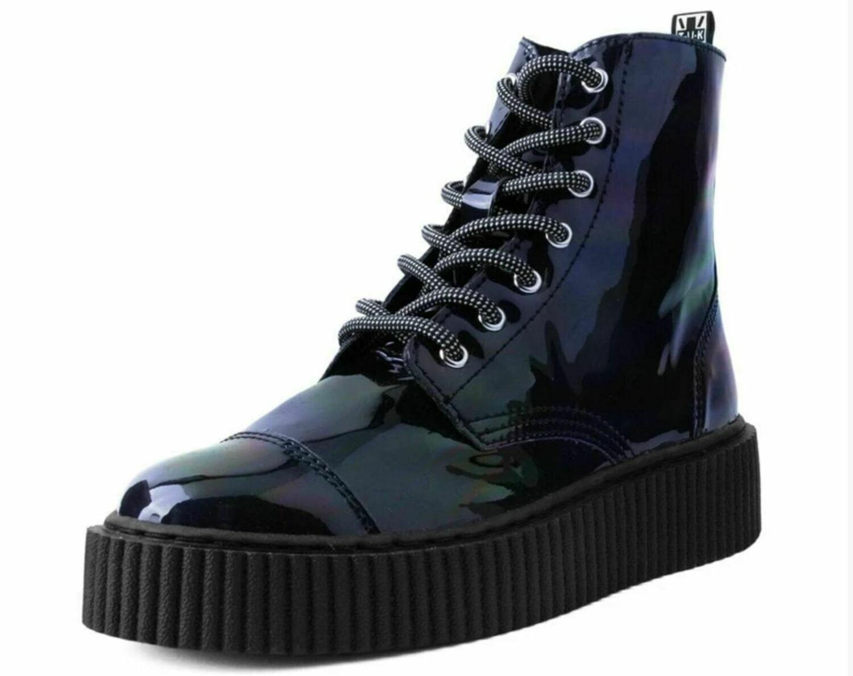 Black Hologram Casbah Boot
