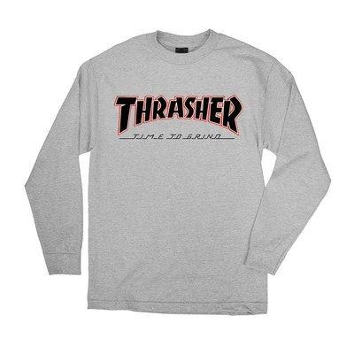 Thrasher Grey Sweater