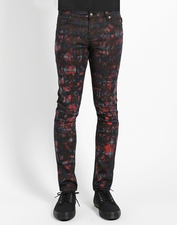 Dyed Rocker Jean