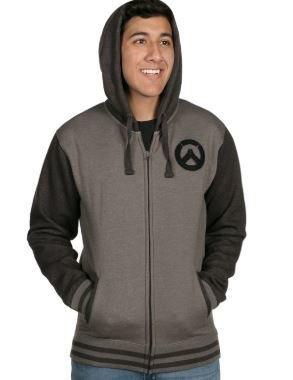Overwatch Founding Member Varisty Zip-up Hoodie