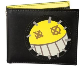 Overwatch Junkrat Bi-fold Graphic Wallet