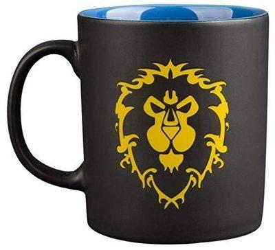 World Of Warcraft Alliance Logo Mug