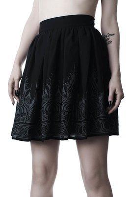 Dutchess Chiffon Skirt