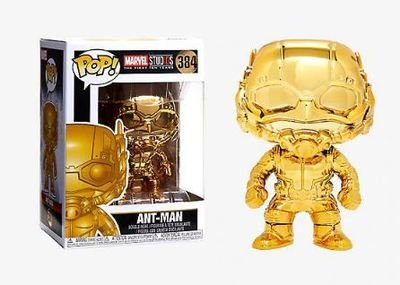 Ant-Man Chrome Pop