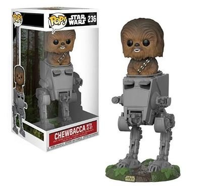 Chewbacca With AT-ST Pop